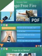 O Jogo Free Fire - PDF