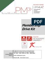 2016 MAPM Membership Kit