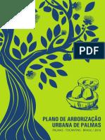 Plano de Arborizacao Urbana de Palmas - Versao Digital