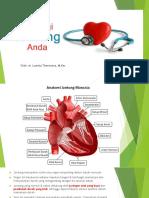 Materi Prolanis November 2018 Kesehatan Jantung