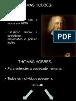 Sociologia e Antropologia FASC - Hobbes e Rousseau