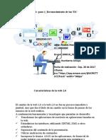 Presentación Herramientas de La Web 2.0 - Copia