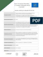 Catalogo ICad3D Spanish