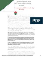 CPEC 2018 Summit_ a Policy for Success - DAWN.com