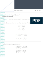Linear Algebra Done Right Solution Ch1 solutions