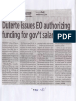 Business World, Mar. 21, 2019, Duterte issues EO authorizing funding for govt salary hikes.pdf
