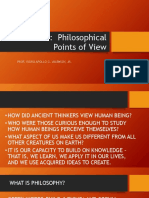 Lesson 1 Philosophers
