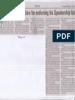 Manila Bulletin, Mar. 21, 2019, Romualdez thanks Sara for endorsing his Speakership bid.pdf