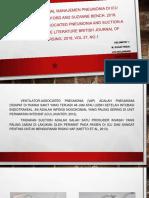 Analisis jurnal Manajemen Pneumonia di ICU.pptx