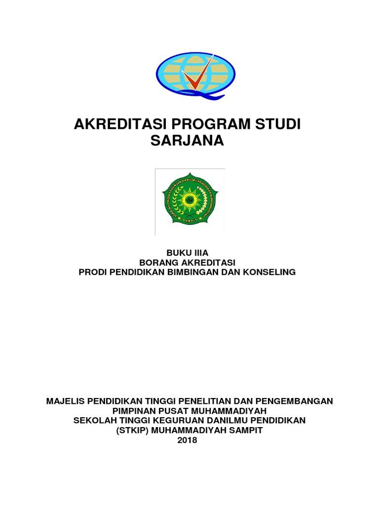Borang Akreditasi Sarjana Bk Malay Docx