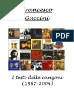 Guccini Francesco - I testi delle canzoni 1967_2004.pdf