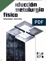 Avner - Introducción a La Metalurgia Fisica 2da