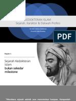 Sejarah Kedokteran Islam dan Dakwah Profesi.pptx