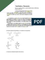 Previo Orgánica 2 Fenolftaleína y Fluoresceína