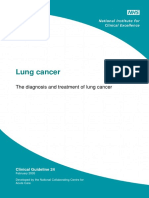 6_nice Guideline LUNG CANCER
