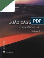 João Cassiano - Conferências - Vol. 1 - Conferências 1 a 7.pdf