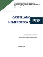 HEMEROTECA N° 6