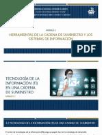 Tecnologias de la Informacion TI en una Cadena de Suministro
