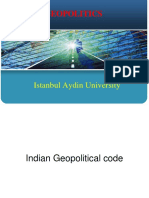 Indian Geopolitical Code