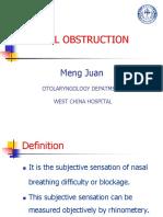 Nasal+obstruction
