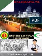 DIAGNOSA & TERAPI TB PERAWAT dan BIDAN 2019.pptx