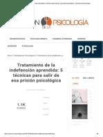 Tratamiento de la indefensión aprendida_5 técnicas.pdf
