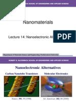 Nanoscale Alternatives