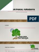 Hutan Pakal Surabaya (Lutfiya Rochmatin - B76216063)
