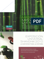 10 | Madrid Expo Shanghai | Programa de Participación Empresarial | Spain | - | Air Tree shanghai