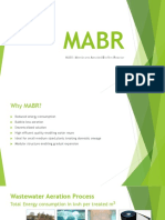 The MABR Technology