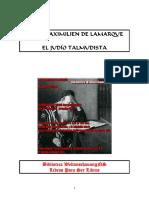 De Lamarque, Abad Maximilen - El Judio Talmudista.pdf