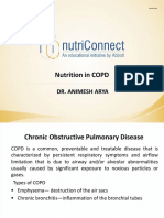 Final Nutrition in COPD