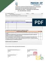 ACTA DE VALORACIÓN SOCIAL DEL EQUIPO DE SISTEMATIZACIÓN ANTE LA COMUNIDAD PARTICIPANTES QUE NO SE ENCUENTRAN EN SERVICIO ACTIVO