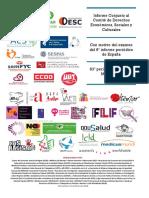 Informe Sombra España Completo 36 ONG - 2018 - Espanol