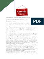 HERRAMIENTAS CLAVES DE RENOVACION ESPIRITUAL