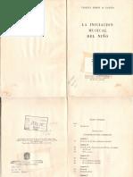 La iniciacion musical del niño - Gainza paginas  1 - 65.pdf
