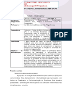 PORTFÓLIO Ética, Comportamento e Contabilidade nas organizações, com ênfase na Qualificação e Profissionalização de Excelência