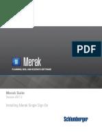 Installing Merak Service Host