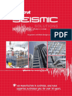 EzyStrut Seismic Solutions Brochure2