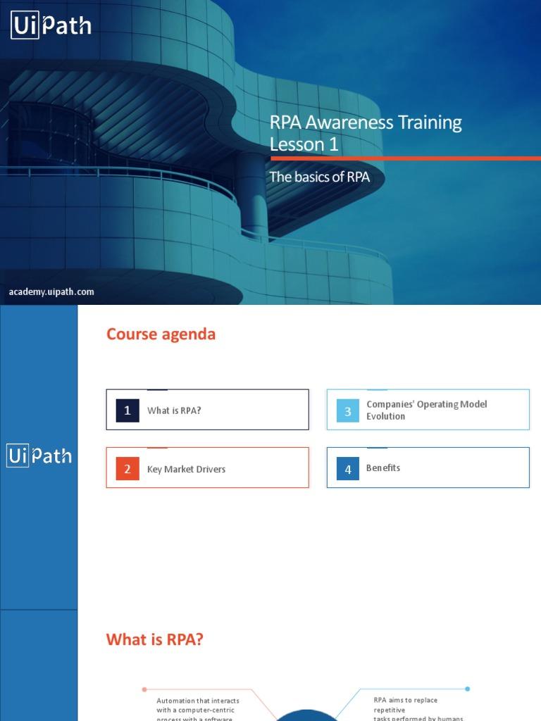 RPA | Automation | Business Process Management