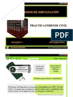 Recursos procesale civil