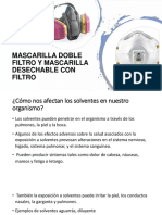 Ppt Induccion Para Mascarilla Doble Filtro
