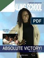 The Healing School Magazine - February 2019