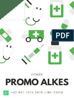 Promo Alat Kesehatan