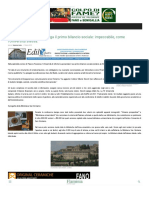 L'Università di Urbino divulga il suo primo bilancio sociale