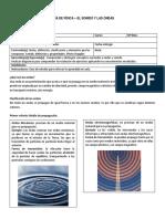 Guía Física Ondas y Sonido.