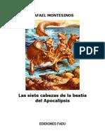 Las Siete Cabezas Del Apocalipsis (Rafael Montesinos)