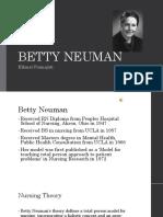 1 Betty Neuman