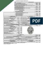 Calendario Academico 2019 UAGRM