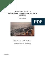 OffshoreHydromechanics Intro
